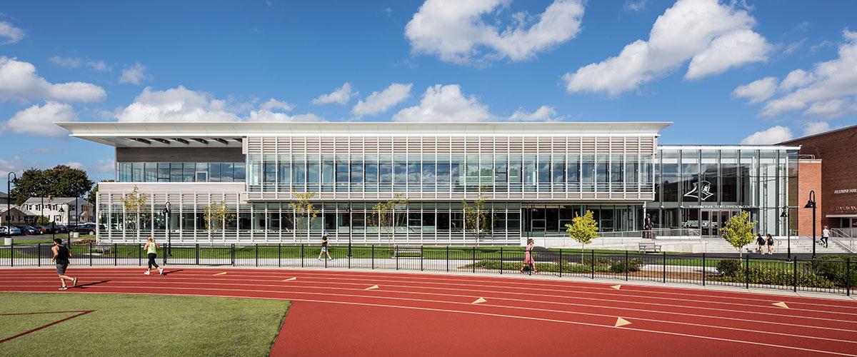 Providence College Ruane Friar Development Center