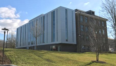 URI – Bliss Hall Complete